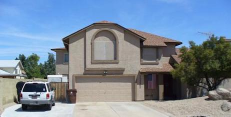 Exterior House Painting In Mesa Arizona